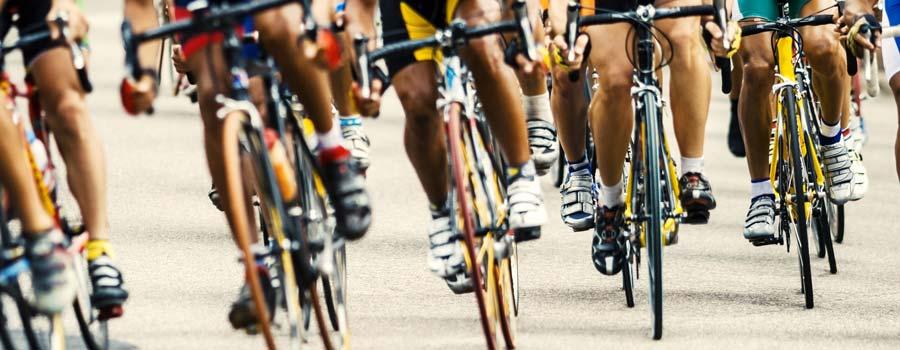 2e355751bbef1 Equipe de Ciclismo se divide e participa de várias provas
