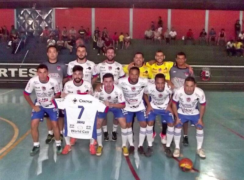 acea7735e08d0 A equipe masculina do Jahu Futsal enfrenta Itápolis nessa terça-feira (27 03)
