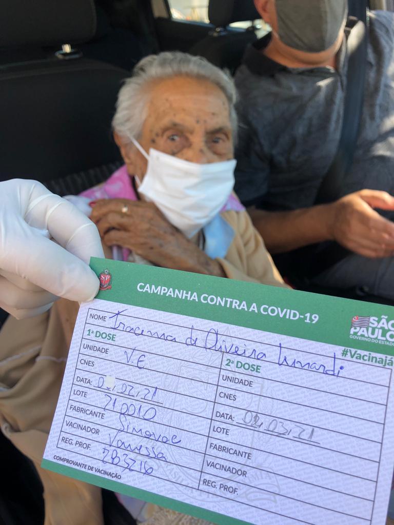 Continua Vacinacao Na Cidade Prefeitura Do Municipio De Jahu